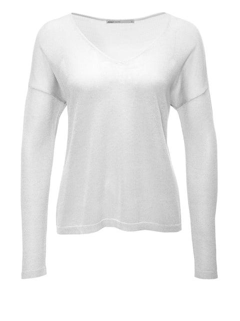 Пуловер белый Only 4631364