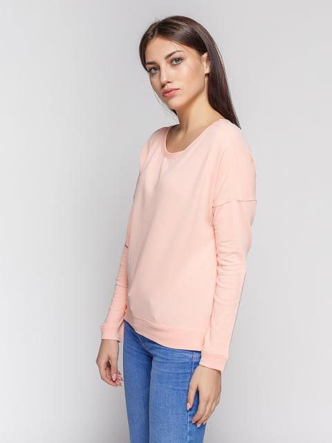 Свитшот персикового цвета H&M 4594996