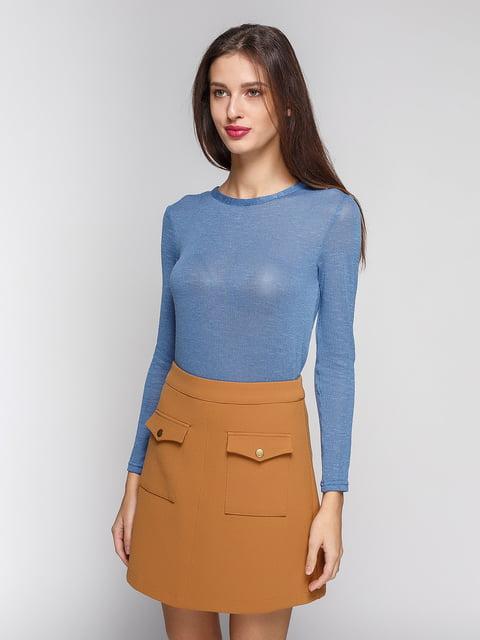 Джемпер синій H&M 4600285
