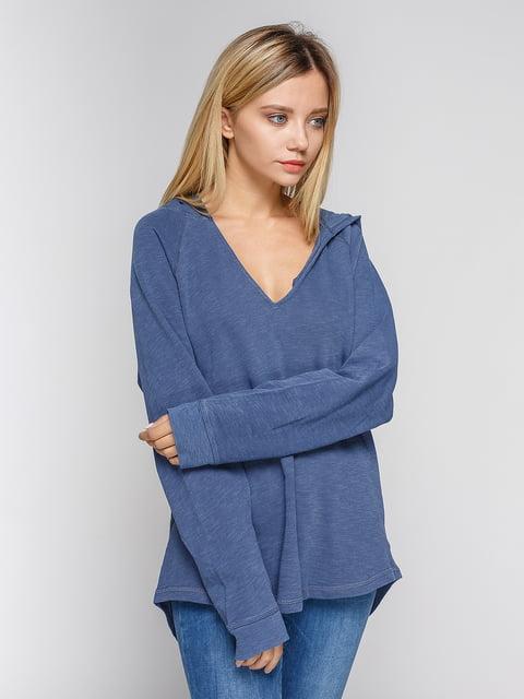 Худі кольору джинс H&M 4595041