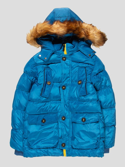 Куртка синяя Grace 4629694