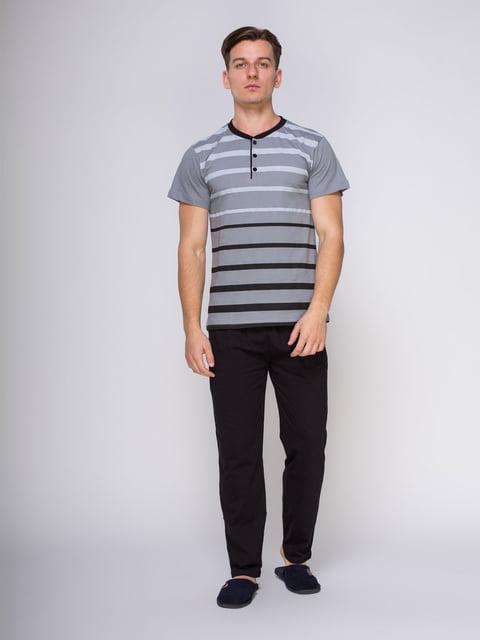 Пижама: футболка и брюки Devino 4611287