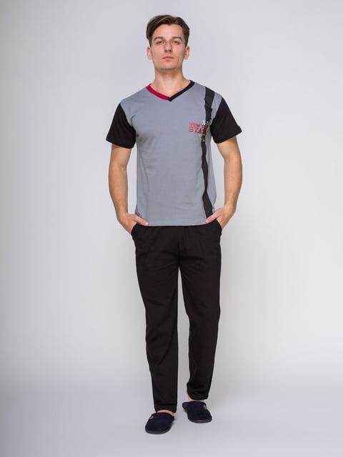 Пижама: футболка и брюки Devino 4611295
