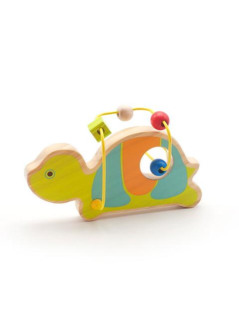 Розвивальна іграшка-лабіринт «Черепаха» Lucy&leo 4635201