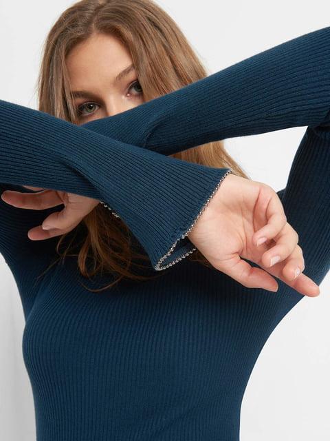 Джемпер синий Orsay 4580430