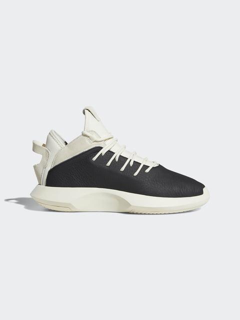 Кроссовки черно-белые Adidas Originals 4623230