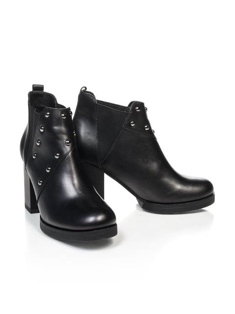 Ботинки черные NUBE 4637240