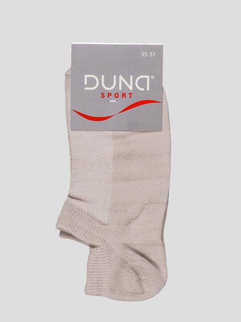 Шкарпетки світло-сірі Duna 4568377