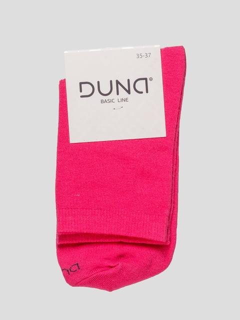 Шкарпетки малинового кольору Duna 4568334