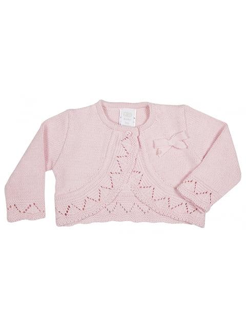 Болеро світло-рожеве Girandola 4646533