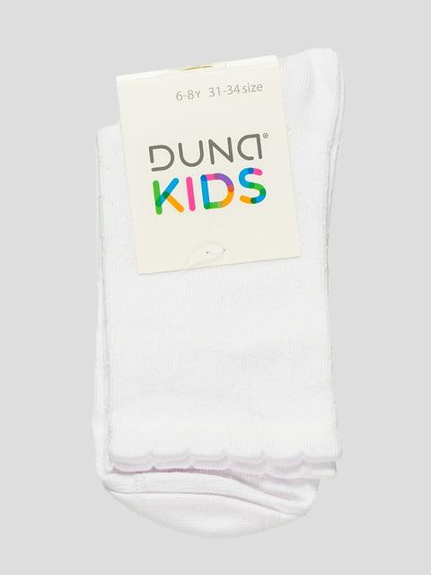 Шкарпетки білі Duna 4568366