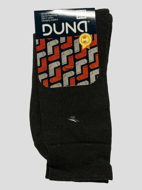 Шкарпетки чорні Duna 4568439