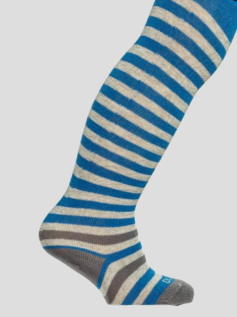 Колготки сіро-блакитні Duna 4568306