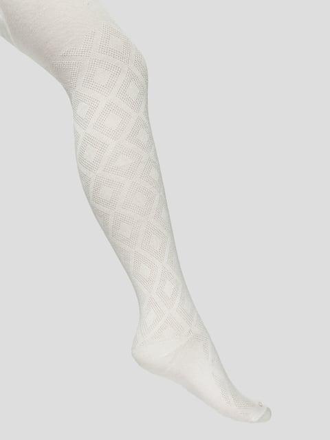 Колготки молочного кольору Duna 4568311
