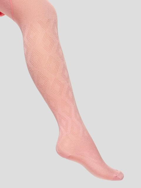 Колготки рожеві Duna 4568326