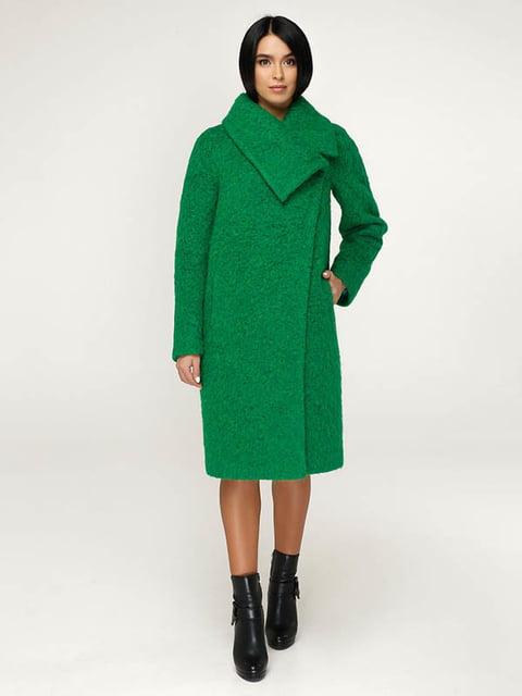 Пальто зелене Favoritti 4643448
