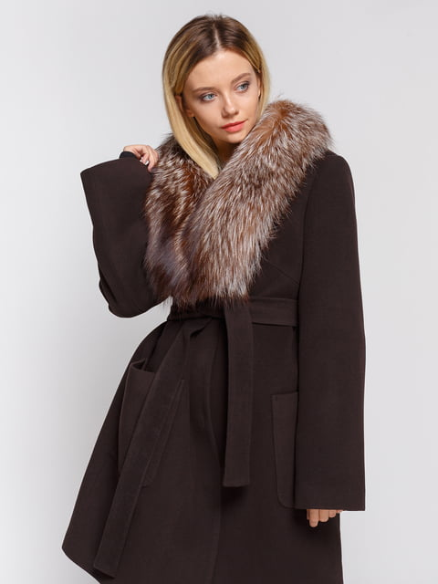palto-korichneve-danna-4643589. 6000. 4499 грн. Пальто коричневе abed8d9a3c4d1