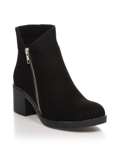 Ботинки черные PERA DONNA 4616007