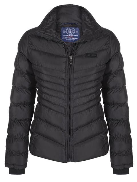 Куртка черная Giorgio di Mare 4592971