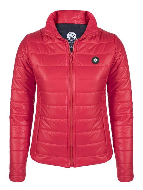Куртка красная Giorgio di Mare 4649738