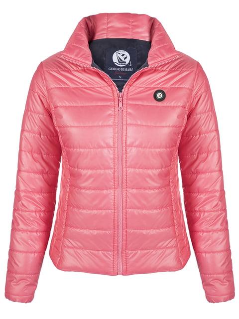Куртка розовая Giorgio di Mare 4649740