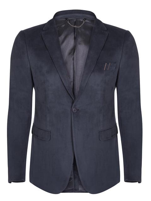 Пиджак темно-синий Giorgio di Mare 4649785