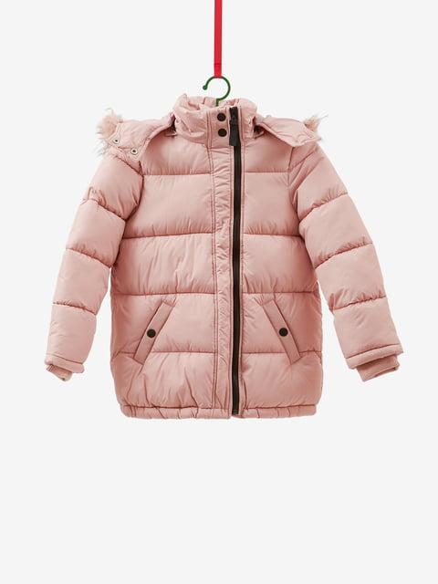 Куртка розовая Oviesse 4649225