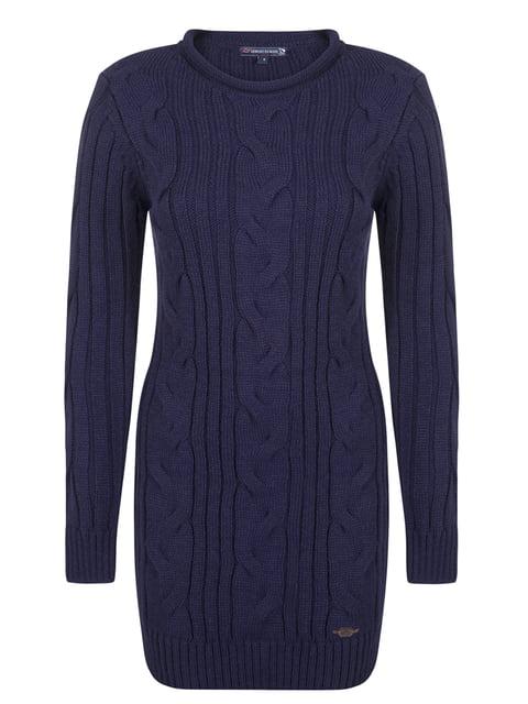 Платье синее Giorgio di Mare 4649750