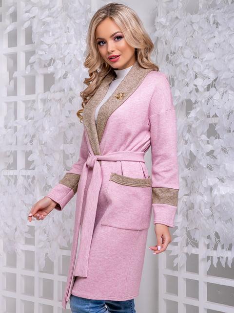 Кардиган рожевий Seventeen 4653828