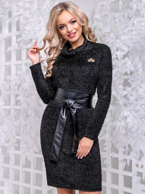 Платье черное Seventeen 4653845