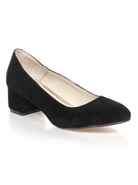 Туфлі чорні NUBE 4548473