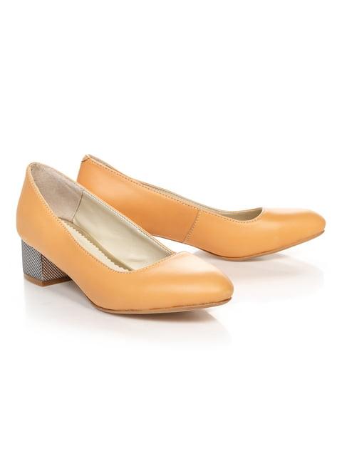 Туфлі пісочного кольору NUBE 4547701
