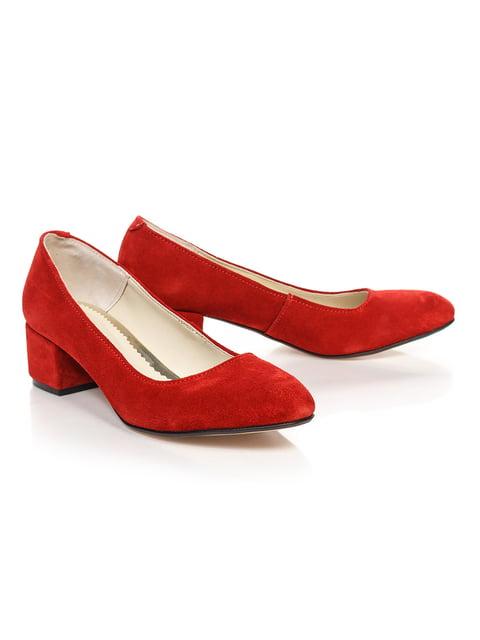 Туфлі червоні NUBE 4581188