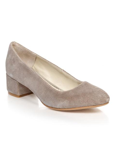 Туфлі бежеві NUBE 4548472