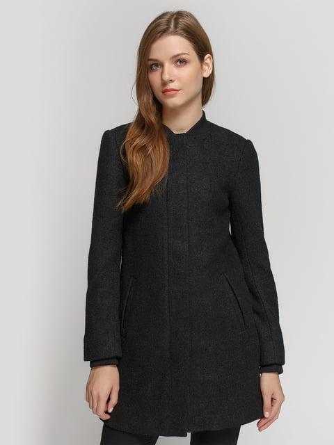 Пальто черное H&M 4596991