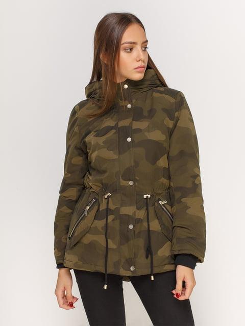 Куртка камуфляжной расцветки H&M 4601172