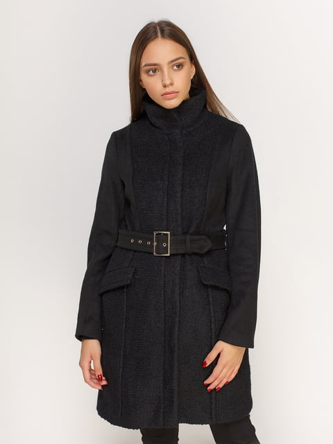 Пальто черное H&M 4596990
