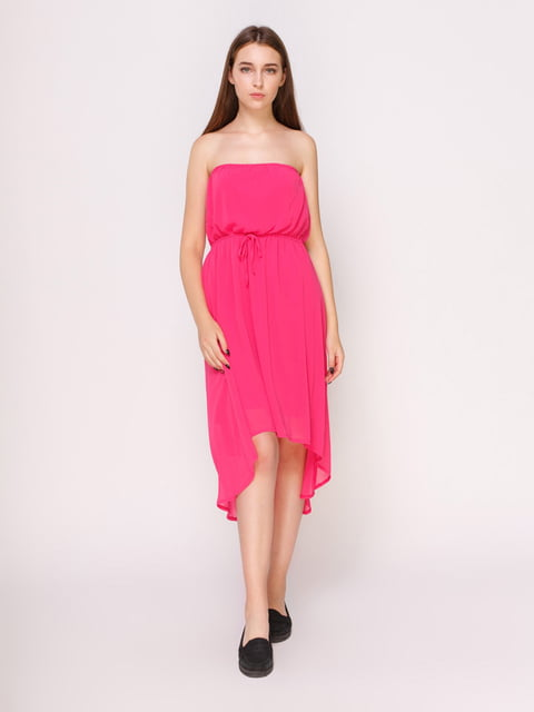 Сукня кольору фуксії Cache Cache 4621063