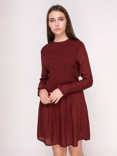 Сукня бордова Lefties 4621557