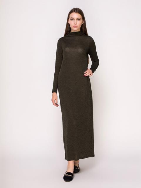 Сукня кольору хакі Lefties 4622598