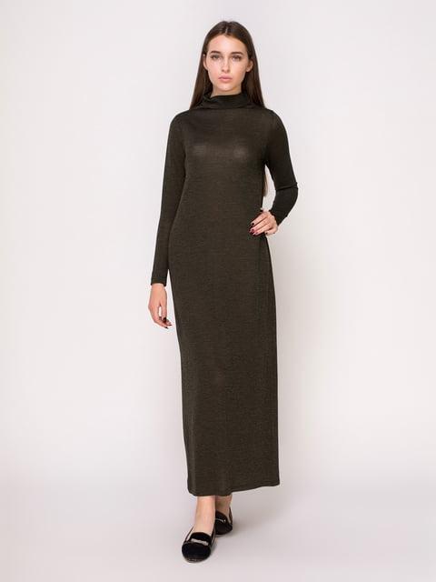 Сукня кольору хакі Lefties 4621529