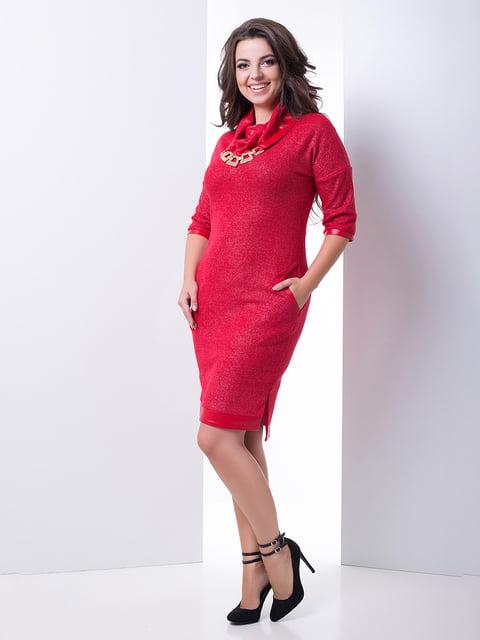 Платье красное Luzana 4661946