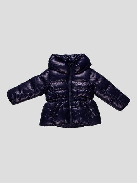 Куртка темно-синяя Lefties 4626795