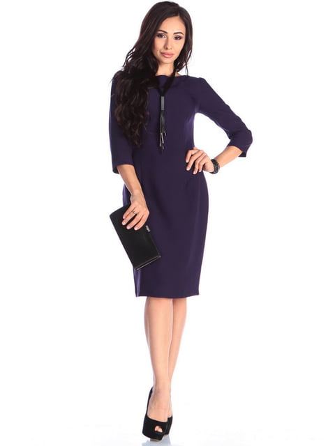 Сукня темно-фіолетова Laura Bettini 3679109