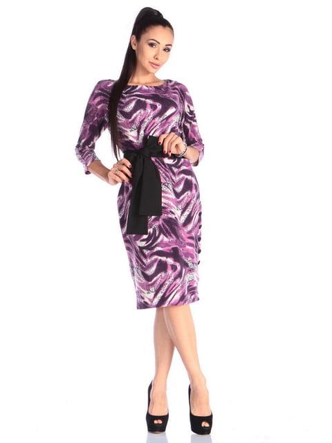 Сукня в принт Laura Bettini 4636840