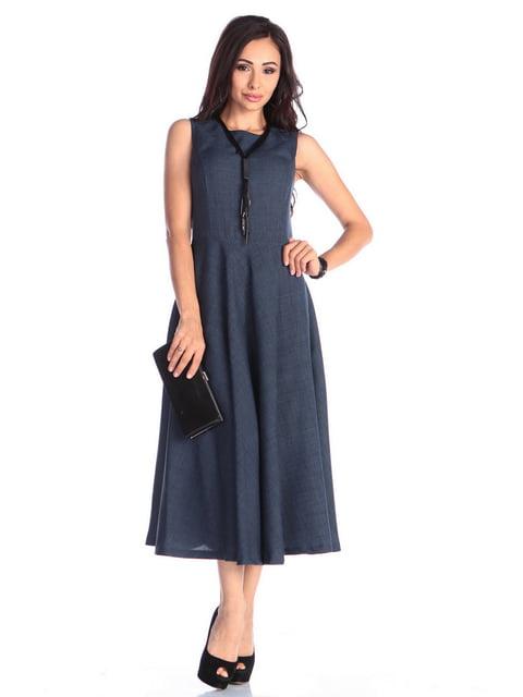 Платье темно-синее Laura Bettini 4636848