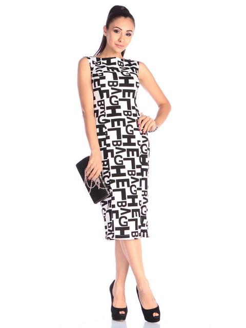 Сукня в принт Laura Bettini 4636887