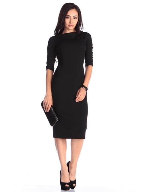 Платье черного цвета Laura Bettini 4636982