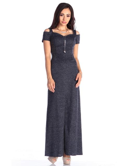 Платье темно-синего цвета Laura Bettini 4636986