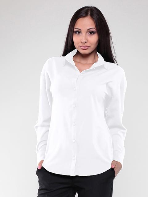 Блуза білого кольору Maurini 4655970